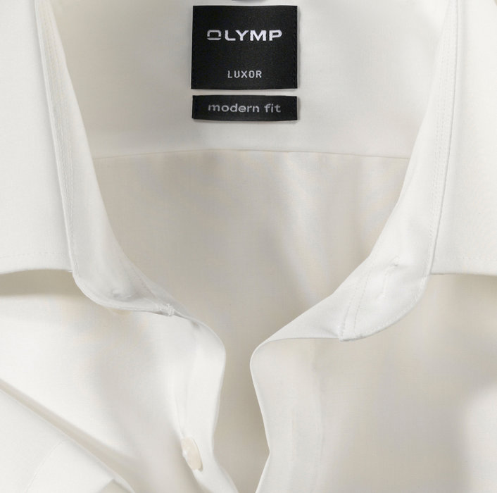 OLYMP Luxor, modern fit, Businesshemd, New Kent, Beige