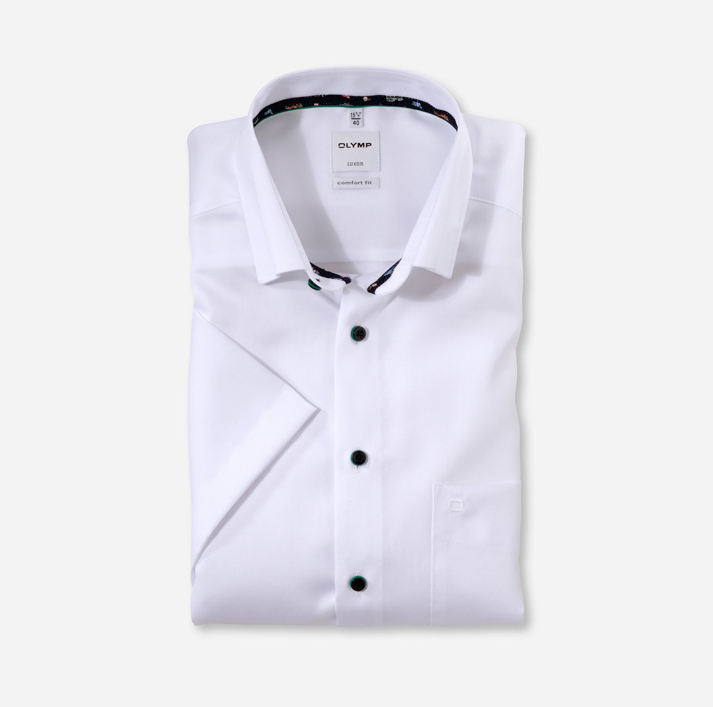 Business shirt   OLYMP Luxor, comfort fit, Under button down ...