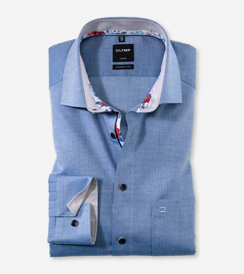 Overhemd Extra Mouwlengte.Olymp Overhemden Met Extra Lange Mouwen Nu Online Kopen