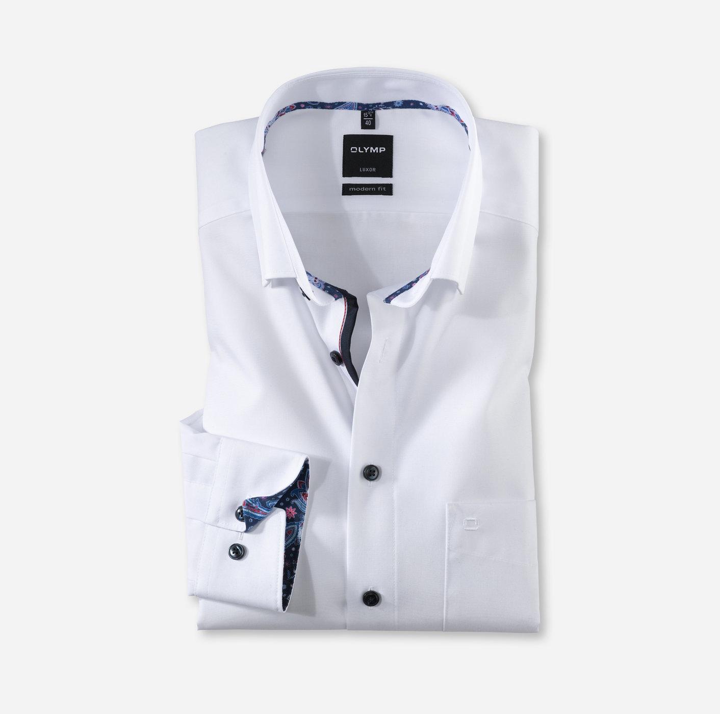 Business shirt   OLYMP Luxor, modern fit, Under button down ...