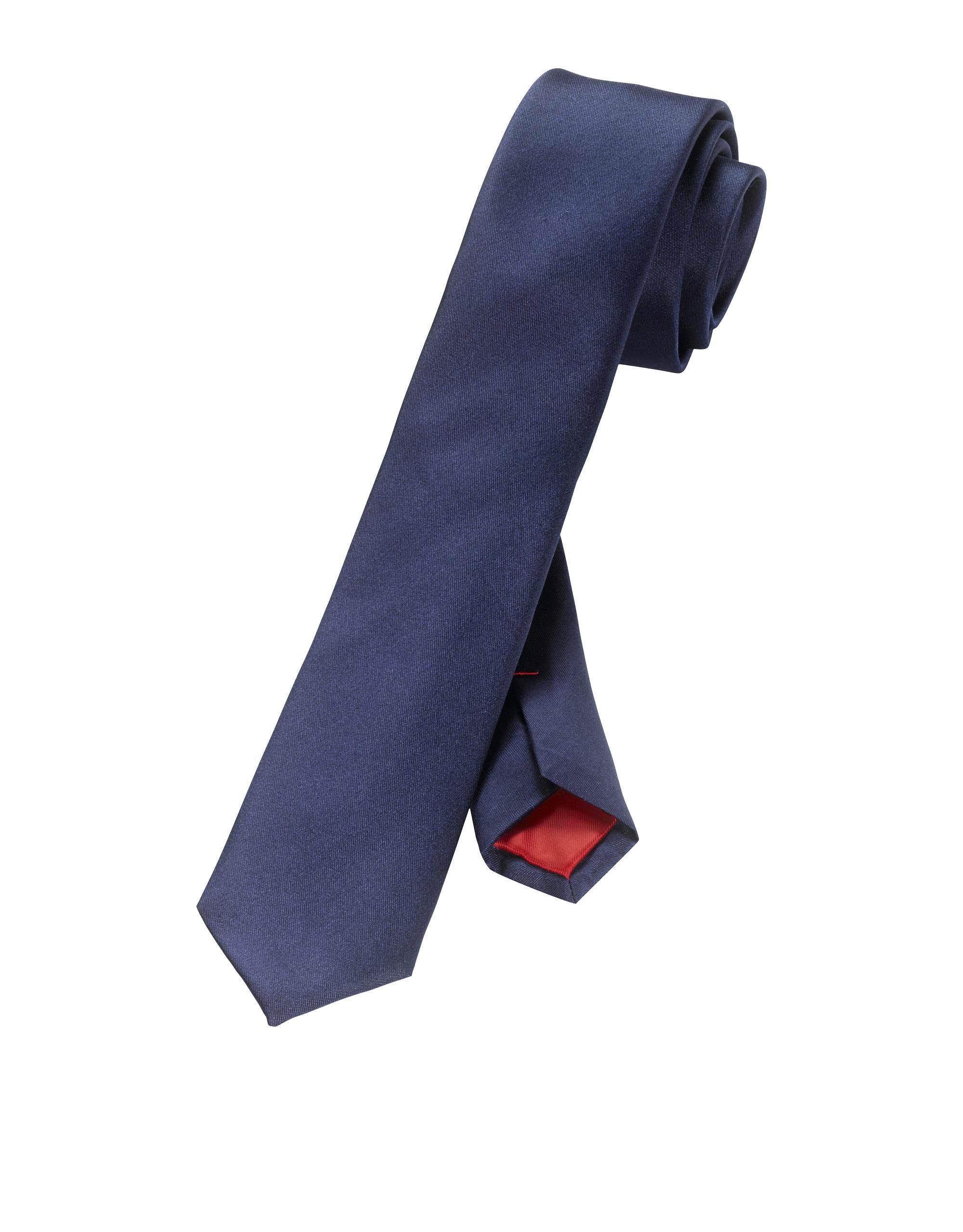OLYMP  Krawatte, Marine, | Accessoires > Krawatten > Sonstige Krawatten | Seide | OLYMP