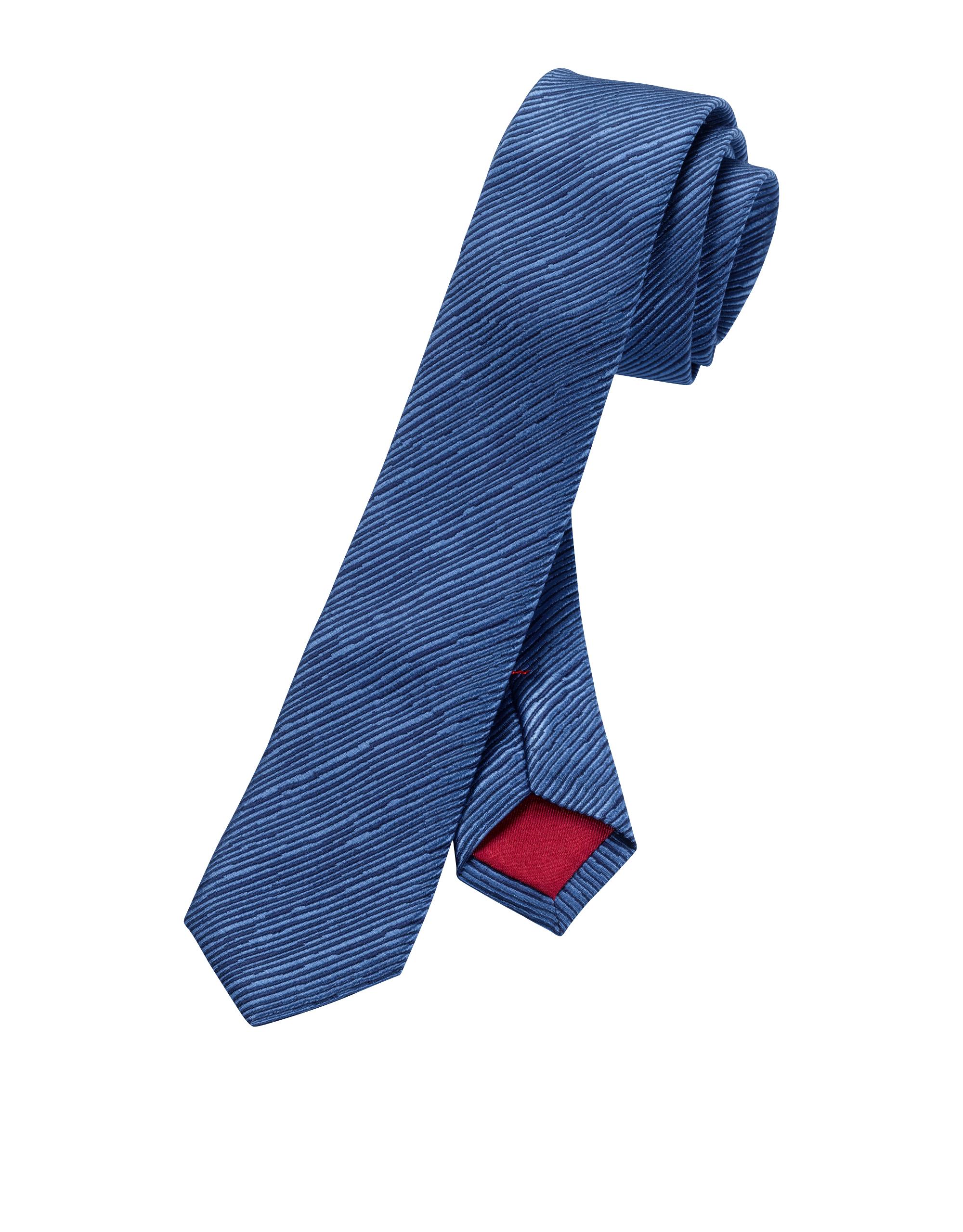 OLYMP  Krawatte, Marine, | Accessoires > Krawatten | Seide | OLYMP