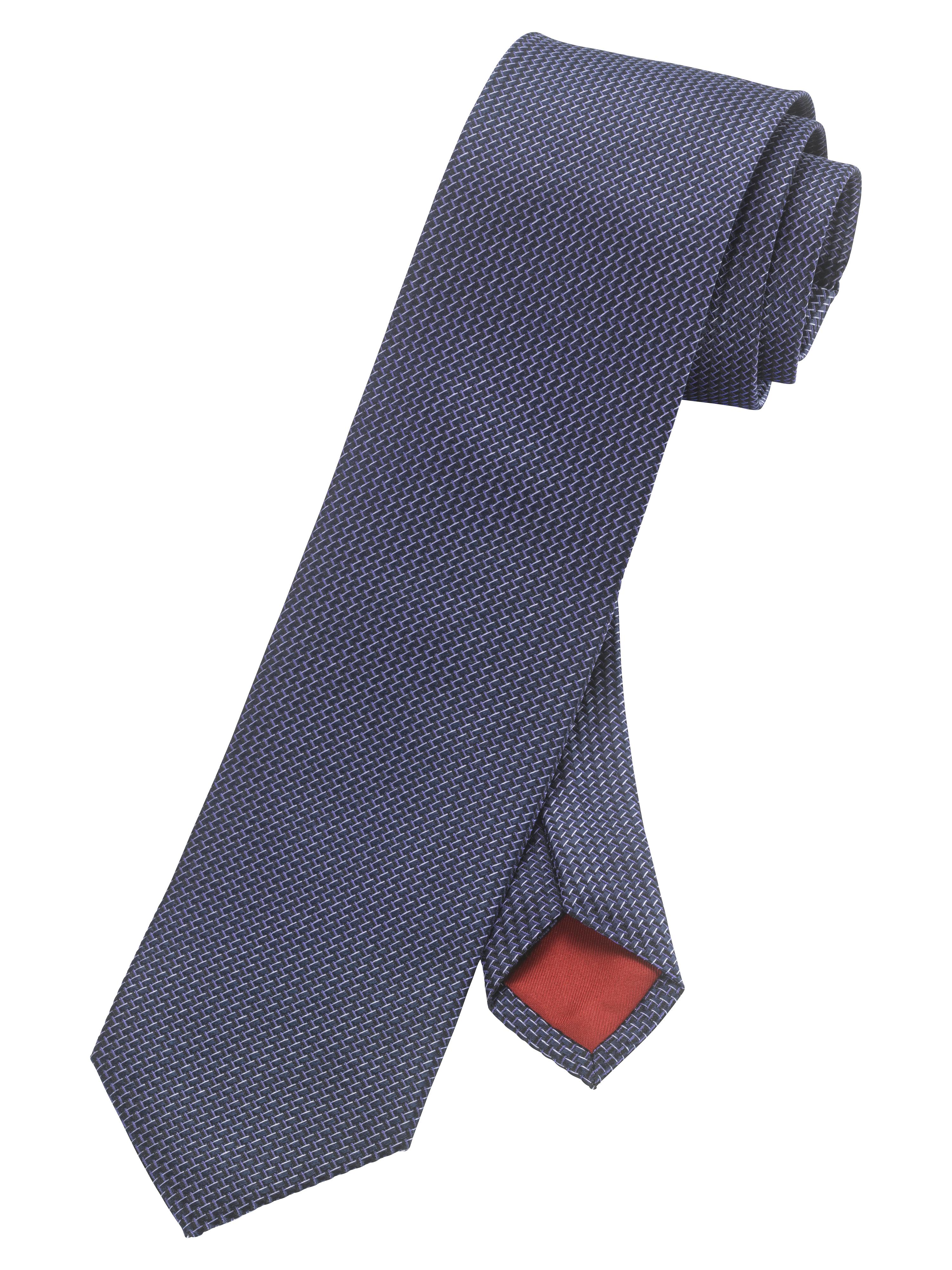OLYMP  Krawatte, Violett, | Accessoires > Krawatten > Sonstige Krawatten | Violett | Seide | OLYMP