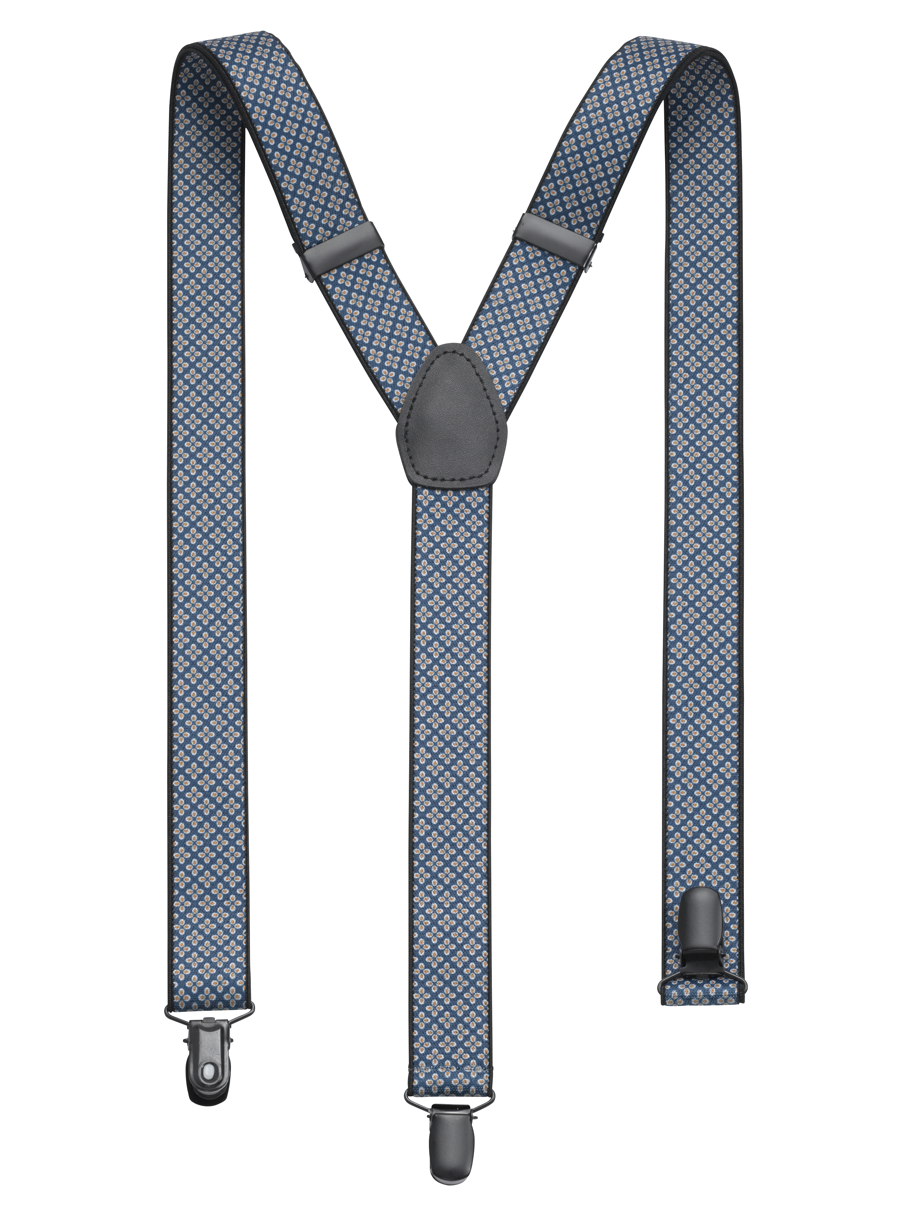 OLYMP Hosenträger, Marine, | Accessoires > Gürtel > Hosenträger | Marine | OLYMP Hosenträger