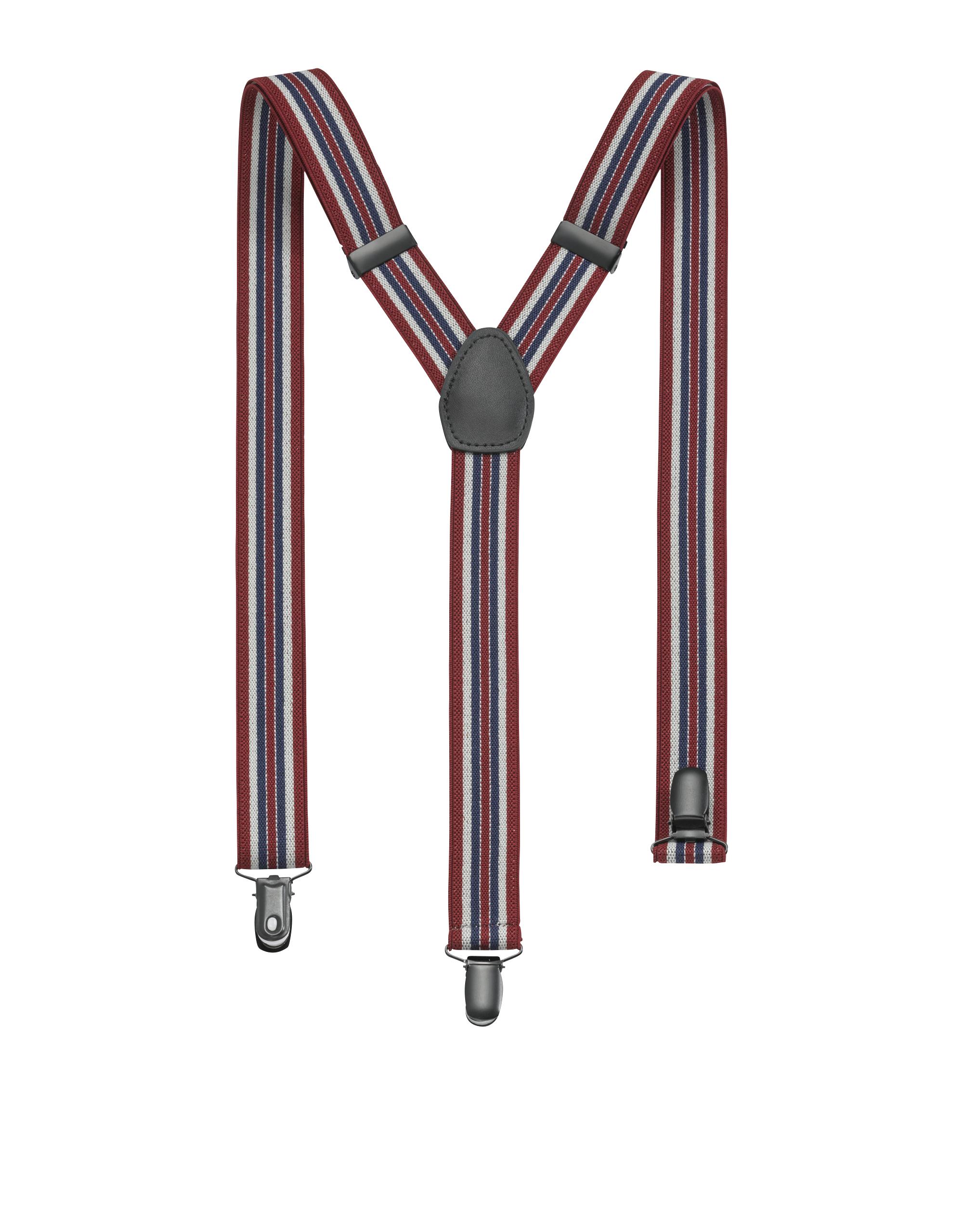 OLYMP Hosenträger, Rot, | Accessoires > Gürtel > Hosenträger | OLYMP