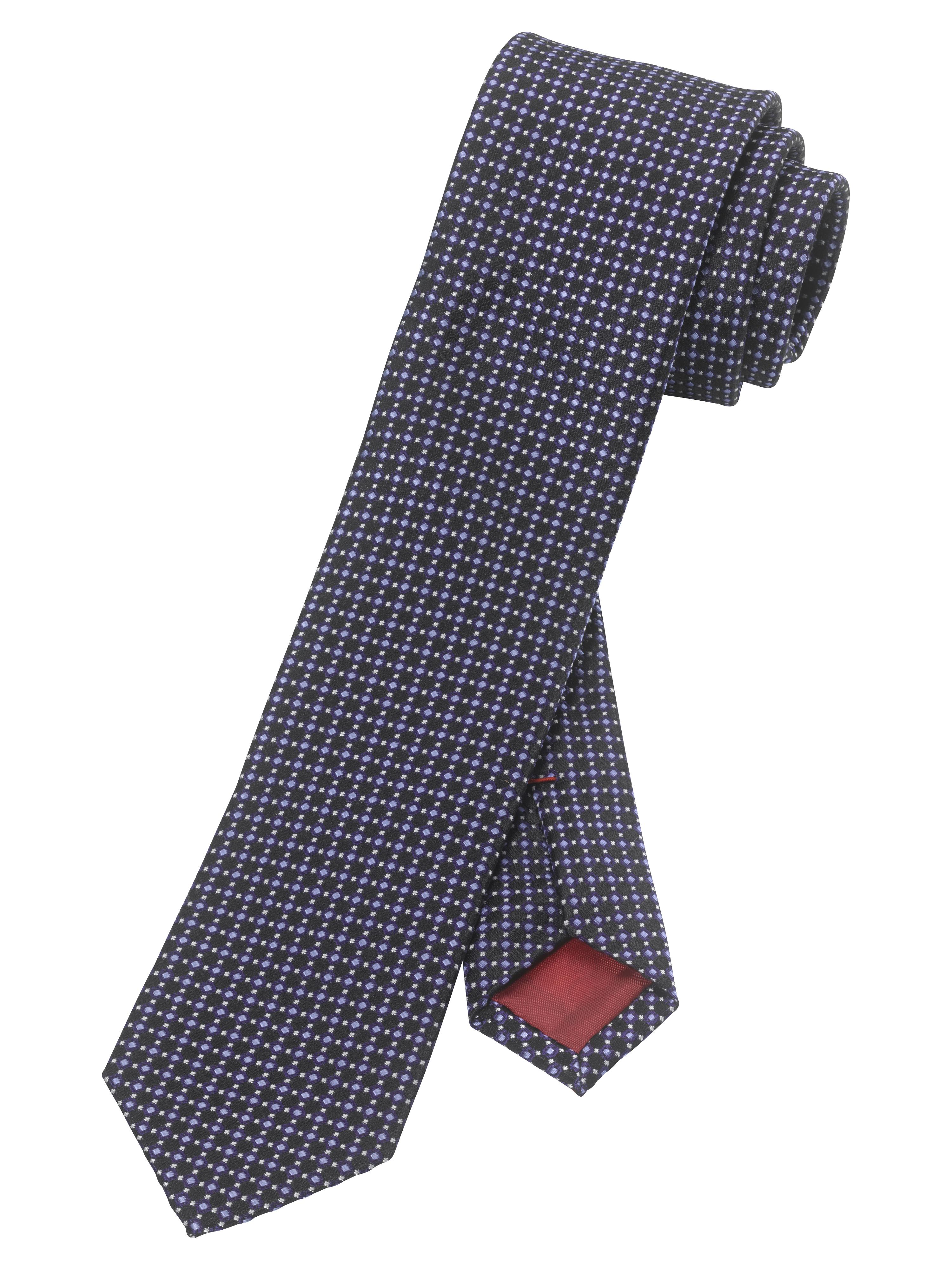 OLYMP  Krawatte, Violett, | Accessoires > Krawatten > Sonstige Krawatten | OLYMP