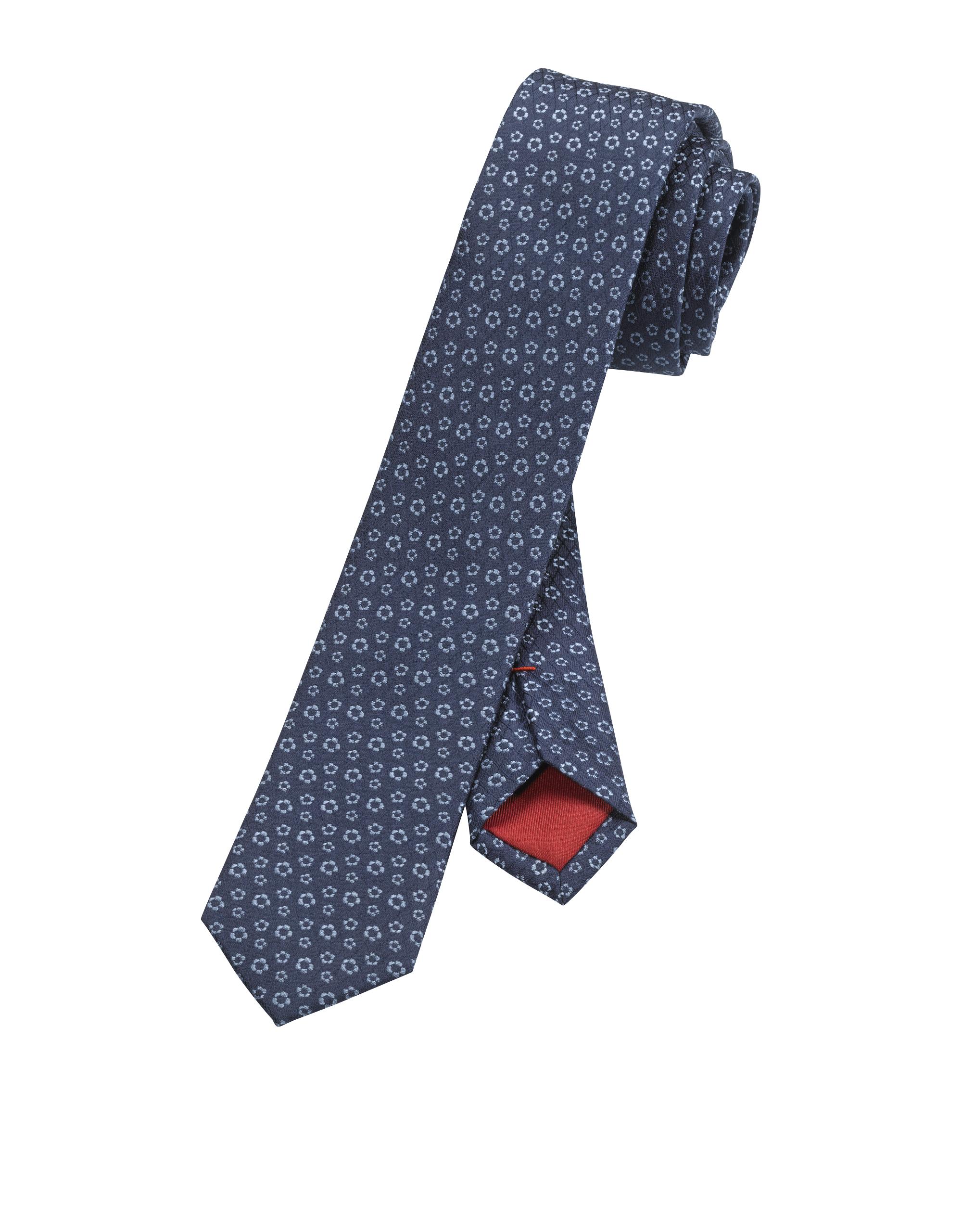 OLYMP Krawatte, Bleu, | Accessoires > Krawatten | Bleu | 100% seide | OLYMP Krawatte