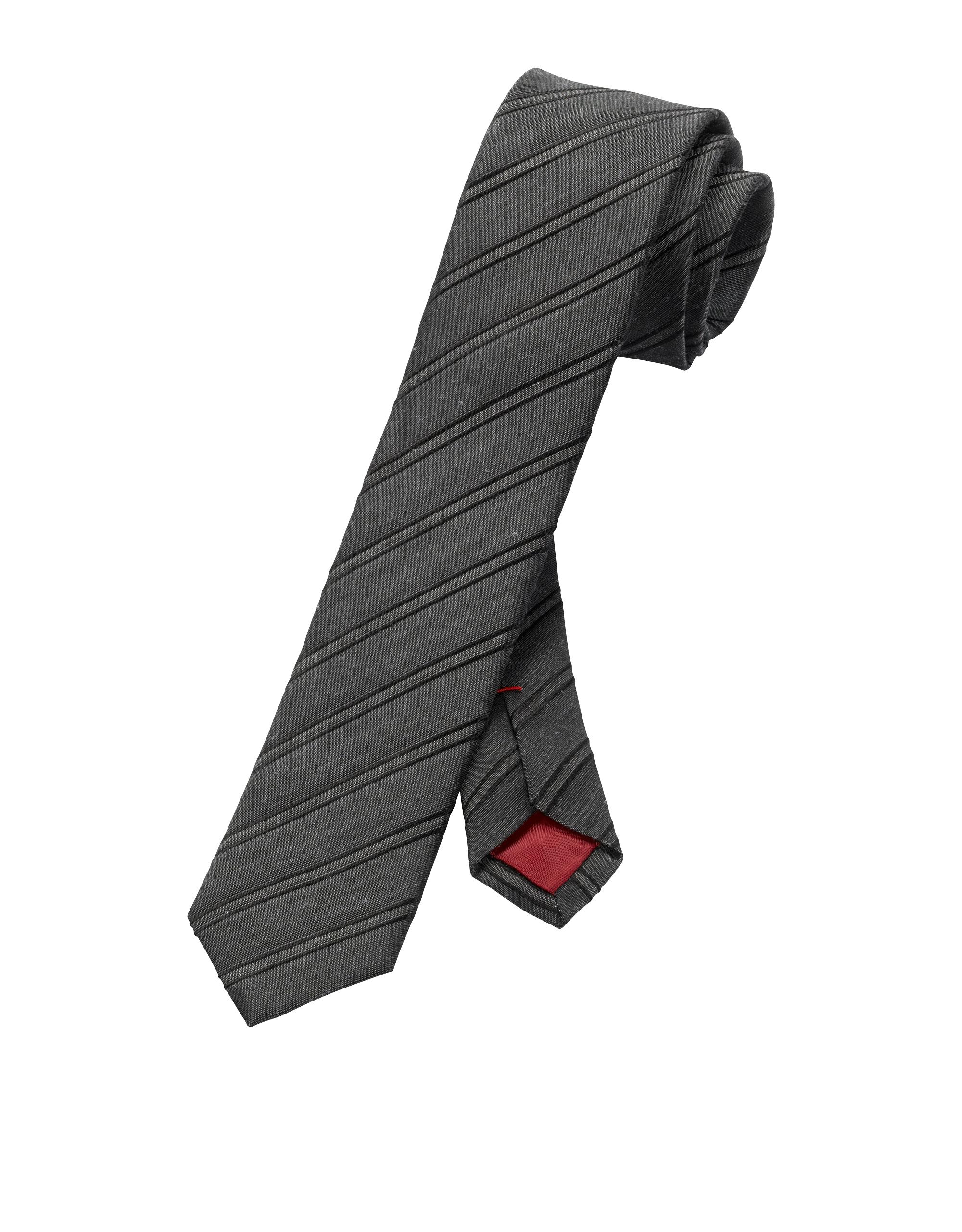 OLYMP  Krawatte, Grau, | Accessoires > Krawatten | OLYMP