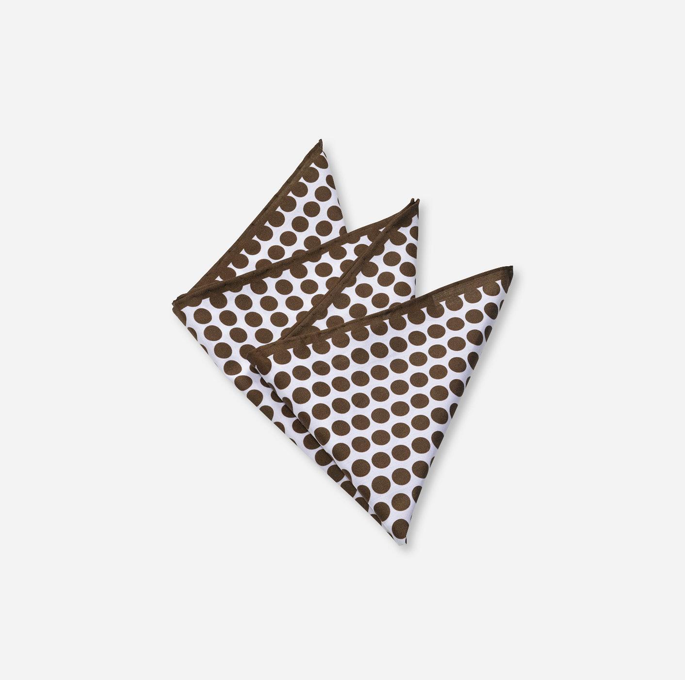 am besten einkaufen günstig kaufen Entdecken OLYMP Einstecktuch 33x33 cm Braun - 17613128N