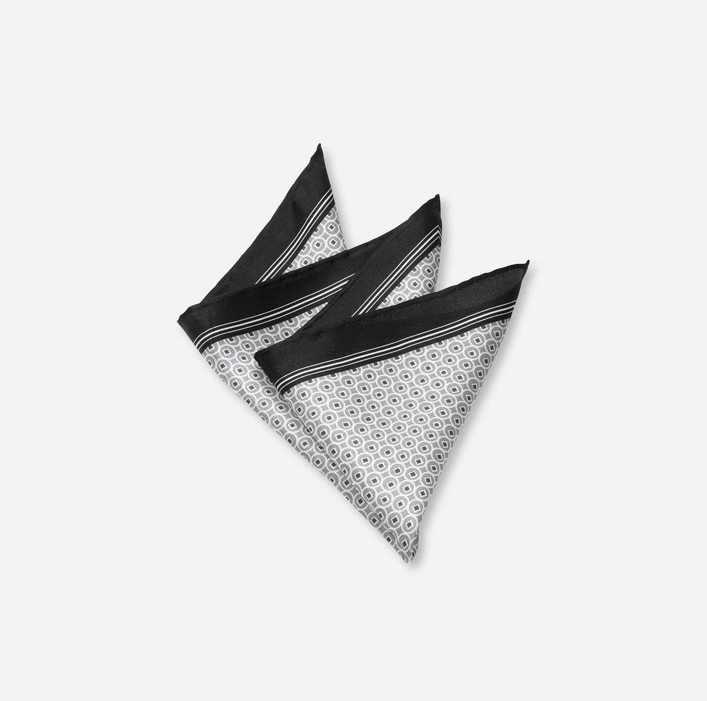 meistverkauft Mode sale OLYMP Einstecktuch 33x33 cm Grau - 17673162N
