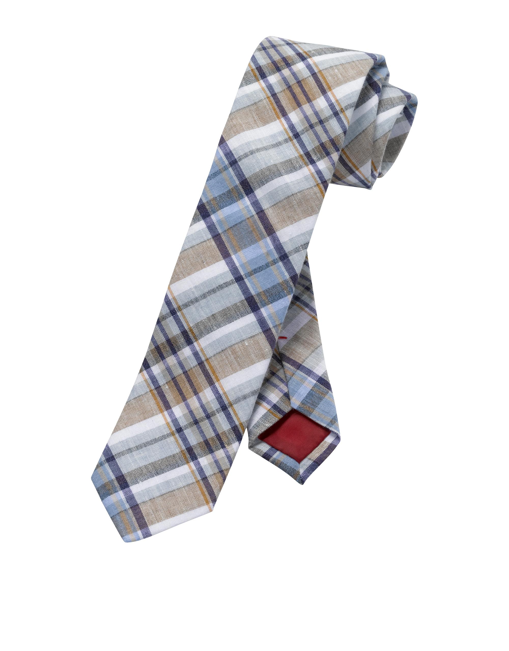 OLYMP Krawatte, Nougat,   Accessoires > Krawatten > Sonstige Krawatten   Nougat   OLYMP Krawatte