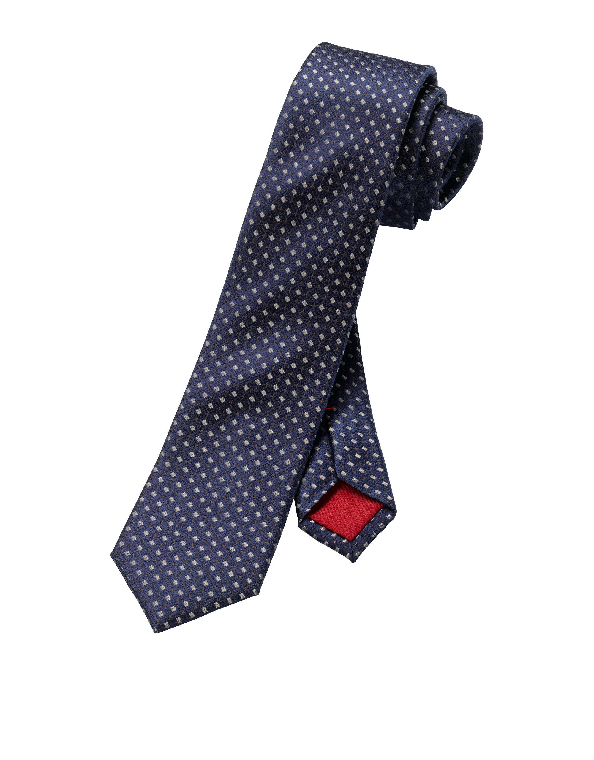 OLYMP Krawatte, Braun,   Accessoires > Krawatten > Sonstige Krawatten   Braun   100% seide   OLYMP Krawatte