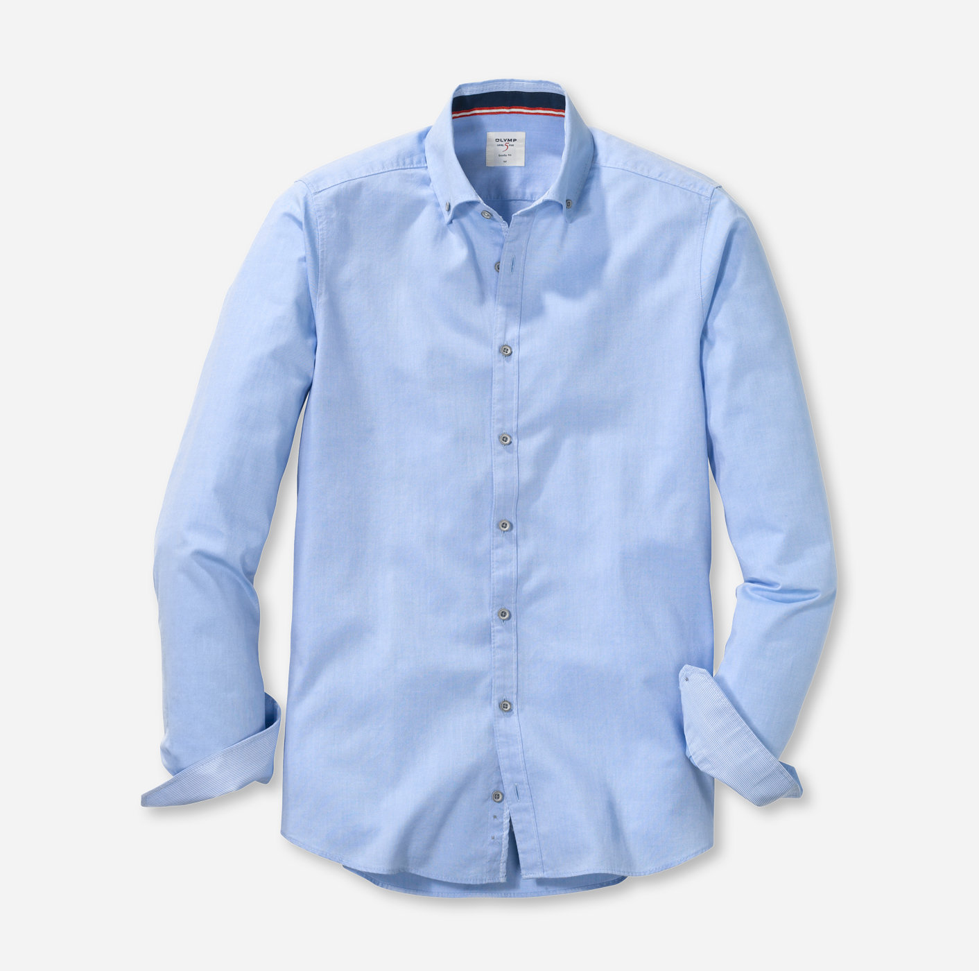 6991ffc7 OLYMP Level Five Casual body fit Button-down Bleu - 30123411