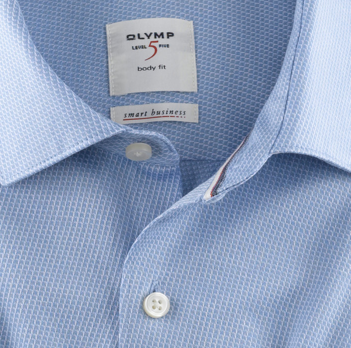 classic styles finest selection undefeated x OLYMP Level Five Smart Business, body fit, Kent, Bleu