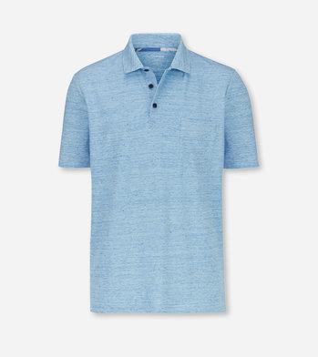 M059 Herren Shirt Poloshirt T-Shirt Kurzarm Polo Hemd Stickerei Slim Fit