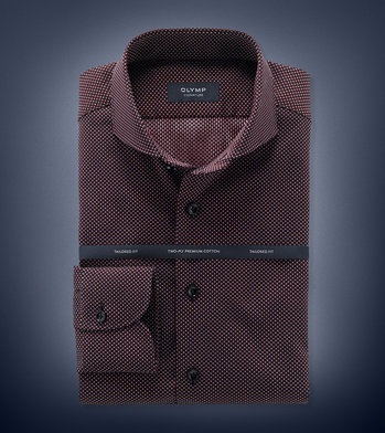 Olymp Signature Hemd, tailored fit, Signature Under Button