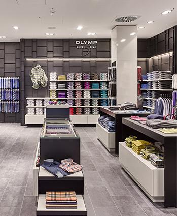 2020 Größe 40 geeignet für Männer/Frauen OLYMP Store in der Flensburg Galerie | OLYMP News