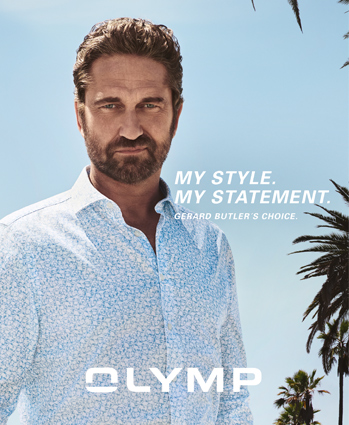 OLYMP launches new brand claim: MY STYLE. MY STATEMENT.